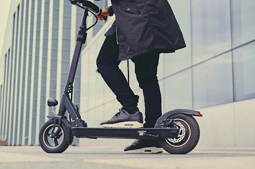 ELECTRIC SCOOTER FOR ADULT STREET LEGAL – THE GXL ELECTRIC COMMUTER SCOOTER