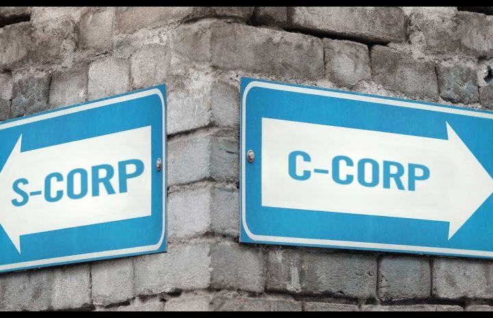 What Is The Difference Between S Corp And C Corp