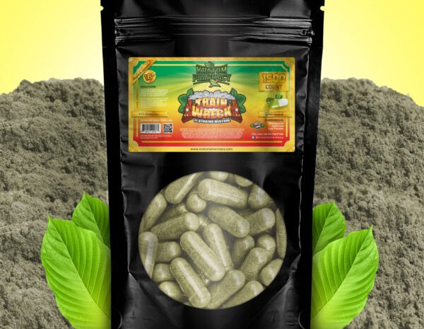 Discover the Mind Blowing Result with the Trainwreck Kratom
