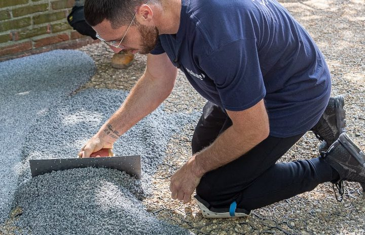 What are some of the crucial features to consider when buying Resin Bound Supplies?